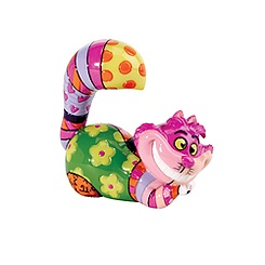 Figurine Chat de Cheshire Britto Classics