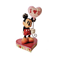 Figurine Mickey pour la vie Jim Shore Disney Traditions