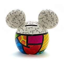 Tirelire Mickey par Britto
