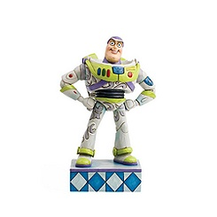 Figurine Buzz l'Éclair Jim Shore Disney Traditions