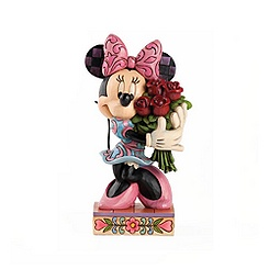 Figurine Minnie Mouse Jim Shore Disney Traditions
