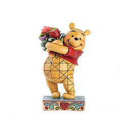 Figurine Winnie L'Ourson  Jim Shore Disney Traditions