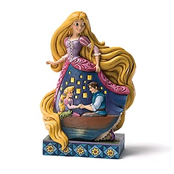 Figurine Raiponce Jim Shore Disney Traditions