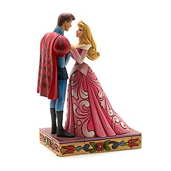 Figurine La Belle au Bois Dormant et le Prince Philippe Disney Traditions