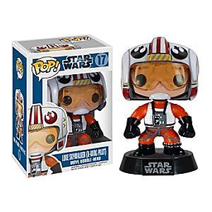 Luke Skywalker Star Wars Pop ! Figurine Funko en vinyle