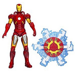 Figurine Iron Man Fusion Armour Marvel The Avengers
