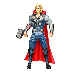 Figurine Thor Mighty Battlers Hammer Slinging  15.25cm  Marvel Avengers
