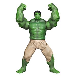Figurine Hulk Mighty Battlers Fist Smashing Marvel Avengers