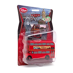 Sir Topper Deckington Disney Pixar Cars 2