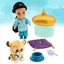 Ensemble mini poupée Animator Princesse Jasmine