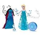 Poupée chantante Elsa de La Reine des neiges