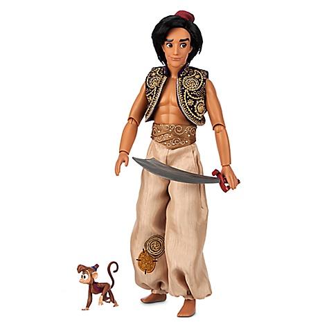 Poupée Aladdin en édition limitée