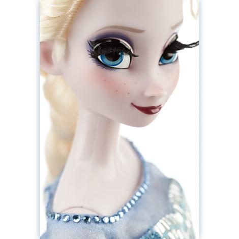 Poupée en édition limitée Elsa de la Reine des Neiges