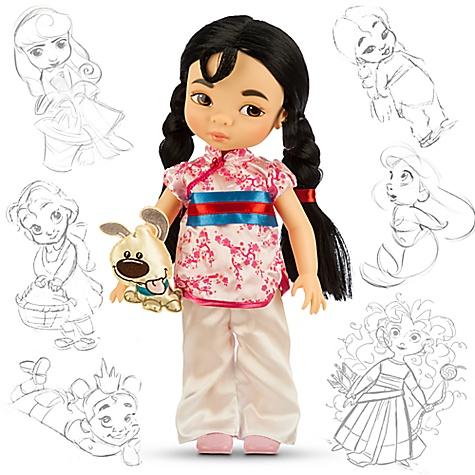 Poupée Animator Mulan