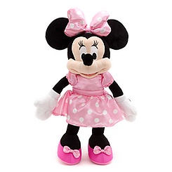 Boutique interactive de noeuds Minnie Mouse