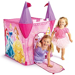 Tente pop up Princesses Disney