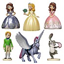 Ensemble de figurines Princesse Sofia