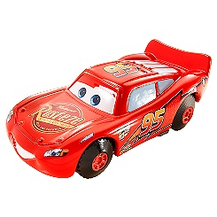Voiture cascadeuse Flash Mc Queen Disney Pixar Cars