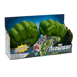Poings Hulk Avengers