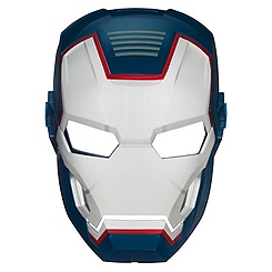 Masque Iron Man 3, Iron Patriot Phosphorescent