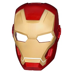 Masque Iron Man 3 phosphorescent