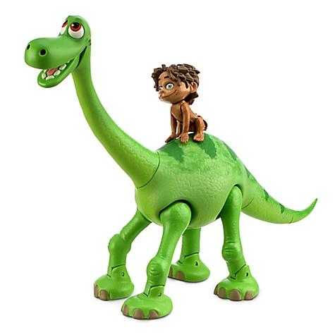 Figurine animée et parlante Arlo et Spot Le voyage d'Arlo