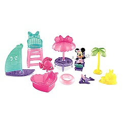 Lot de jouets de plage Minnie Mouse
