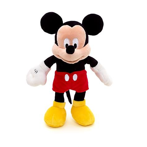 Peluche Mickey de taille moyenne