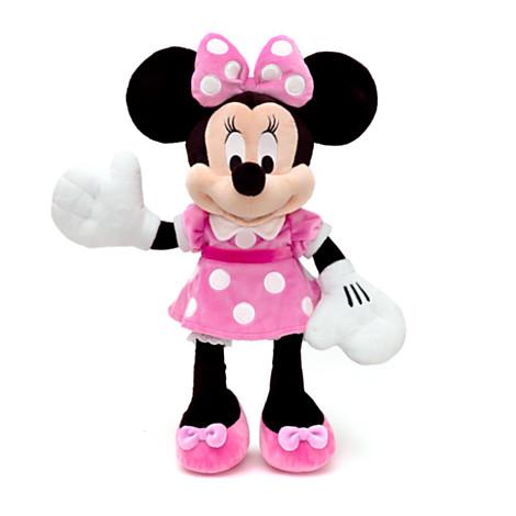 Peluche moyenne Minnie