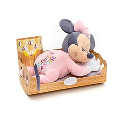 Peluche Berceuse Minnie Mouse