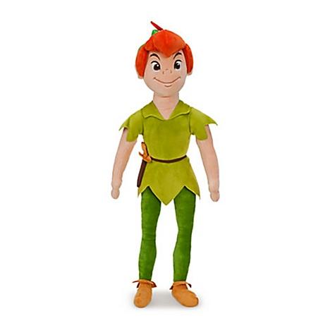 Peluche Peter Pan 55cm