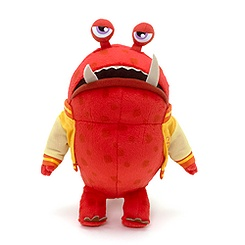 Peluche Big Red de Monstres Academy 20 cm