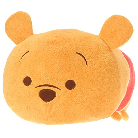 Grande peluche Tsum Tsum Winnie l'Ourson