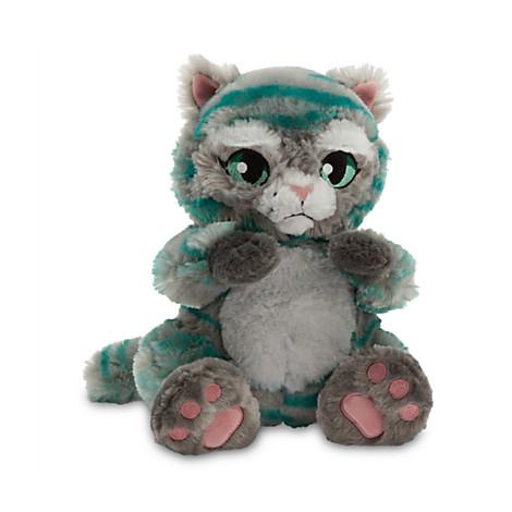 Petite peluche le chat du cheshire alice de l 39 autre c t for L autre cote du miroir
