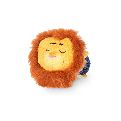 Peluche miniature Tsum Tsum Lionheart, Zootopie