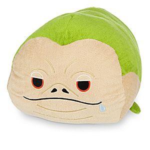 Grande peluche Tsum Tsum Jabba le Hutt, Star Wars