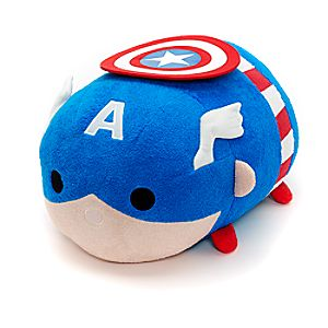 Grande peluche Tsum Tsum Captain America, Captain America : Civil War
