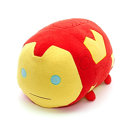Grande peluche Tsum Tsum Iron Man, Captain America : Civil War