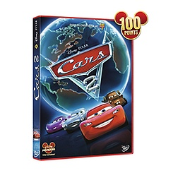 DVD Disney Pixar Cars 2