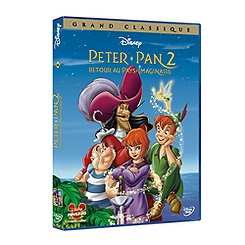 DVD Peter Pan 2