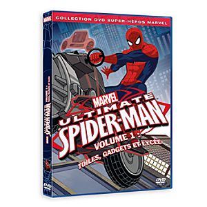 Ultimate Spider-man Volume 1