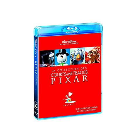 Blu-ray La collection des courts-métrages Pixar