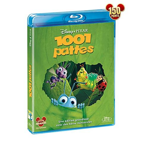 Blu-ray 1001 Pattes