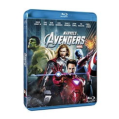 Blu-ray Marvel Avengers