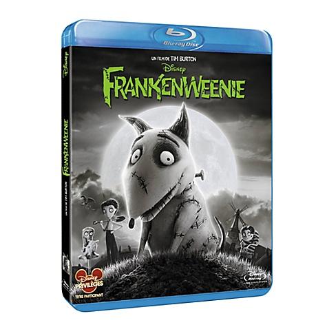 Blu-ray Frankenweenie
