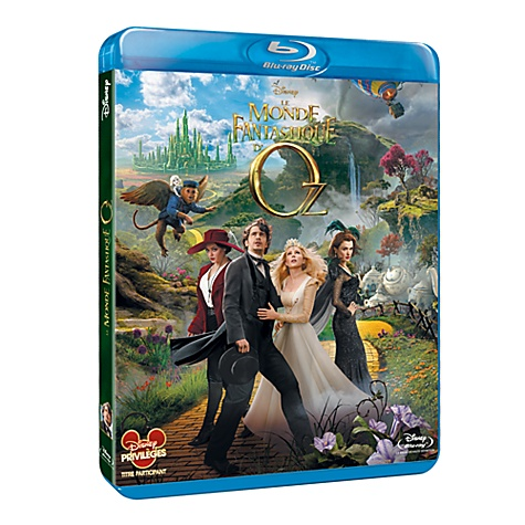 Blu-ray Le Monde Fantastique d'Oz