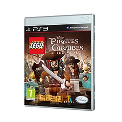 LEGO Pirates PS3