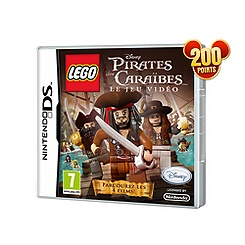 LEGO Pirates DS