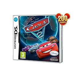 Disney Pixar Cars 2-  DS