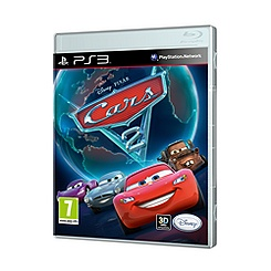 Disney Pixar Cars 2 - PS3